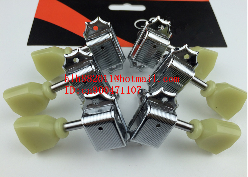 free shipping new  electric guitar jade tuning peg guitar button for both side of the guitar    AR-16
