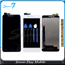 Tested LCD For Lenovo Vibe C A2020 A2020a40 LCD Display Screen With Touch Screen Assembly