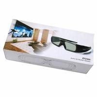 Free Shipping ZF2300 Active RF 3D Glasses For Optoma RF Projector No Emitter Included