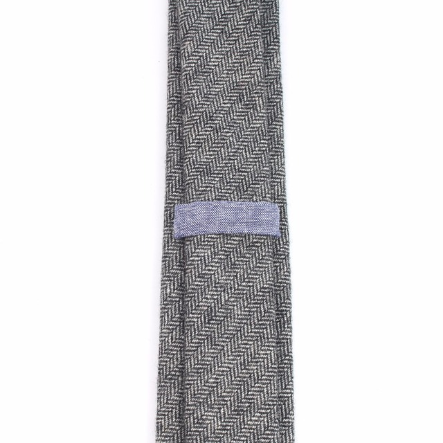European Men's Wool Necktie Skinny Dot Narrow Knitted Tie Casual Plaid Bow Ties England Cravat 6cm Width