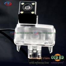 CCD ночного видения автомобиля обратный Камера для 2012 Citroen DS4 2013 Citroen C4L Авто заднего вида Парковка Комплект Бесплатная Доставка