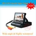 4.3 polegadas TFT LCD Carro Monitor Do Carro Monitor Do Carro Câmera Reversa Backup frete grátis --- promoção!!!!