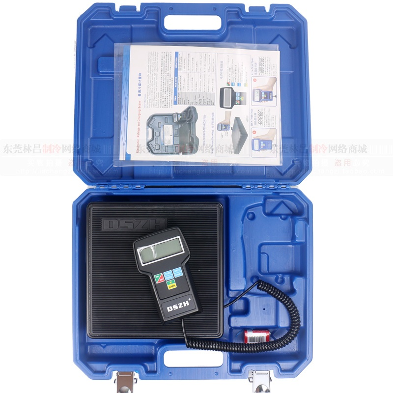 Electronic Scale RCS-7040 High Precision Refrigerant Filling Electronic WeighingElectronic Scale RCS-7040 High Precision Refrigerant Filling Electronic Weighing