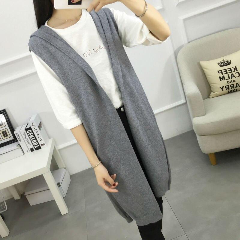 9 long vest
