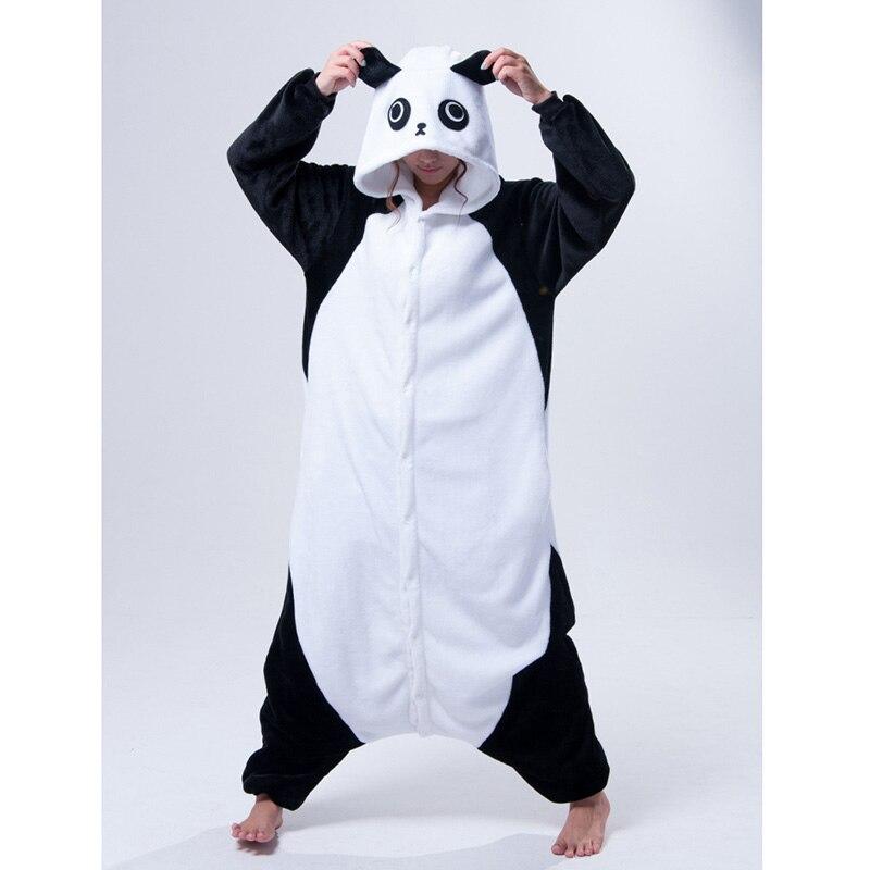 Service de la maison costume kigurumi onesie drôle pyjamas pour le confort du foyer de Nuit Kung Fu Panda Animal de bande dessinée d'une seule pièce pyjamas