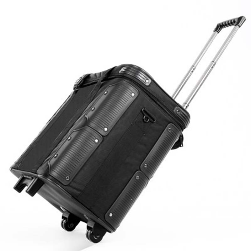 BeaSumore Large capacity SLR camera Rolling Luggage professional photography Suitcases Wheel Trolley backpack Cabin Travel Bag