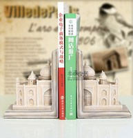 Fashion Vintage Book End Classical Bookend Brief Elegant Bookend Fashion Antique Bookend Accessories