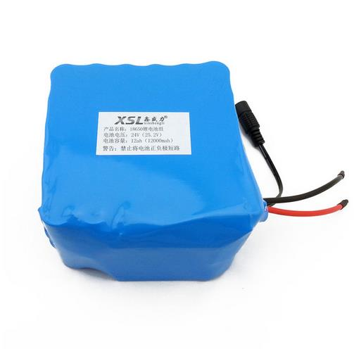 24V 12Ah 6S6P 18650 Battery li-ion battery 25.2v 12000mAh electric bicycle moped /electric/lithium ion battery pack liitokala 7s5p new victory 24v 10ah lithium battery electric bicycle 18650 24v 29 4v li ion battery no contains charger