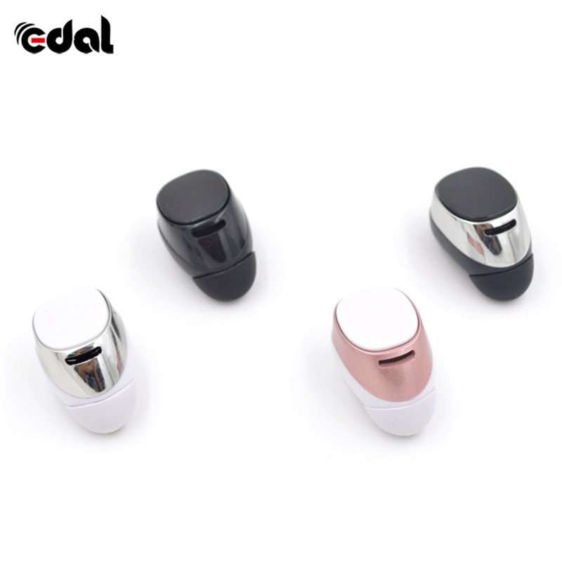 Wireless In Ear V4.1 Stereo Bluetooth Earphone Ultra Invisible Earpiece Earphones With Mic Hands Free Calls Earphones you first in ear earphones ear hook wireless bluetooth earphone hands free with microphone for mobile phone iphone6 s 7 plus