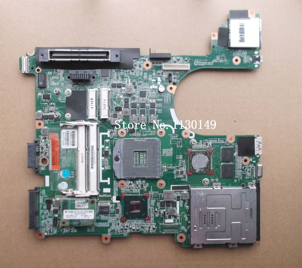 все цены на  686970-001 Free Shipping 686970-501 Main board for hp Elitebook 8570P Laptop motherboard DDR3 with 7550M Graphics 100%test  онлайн