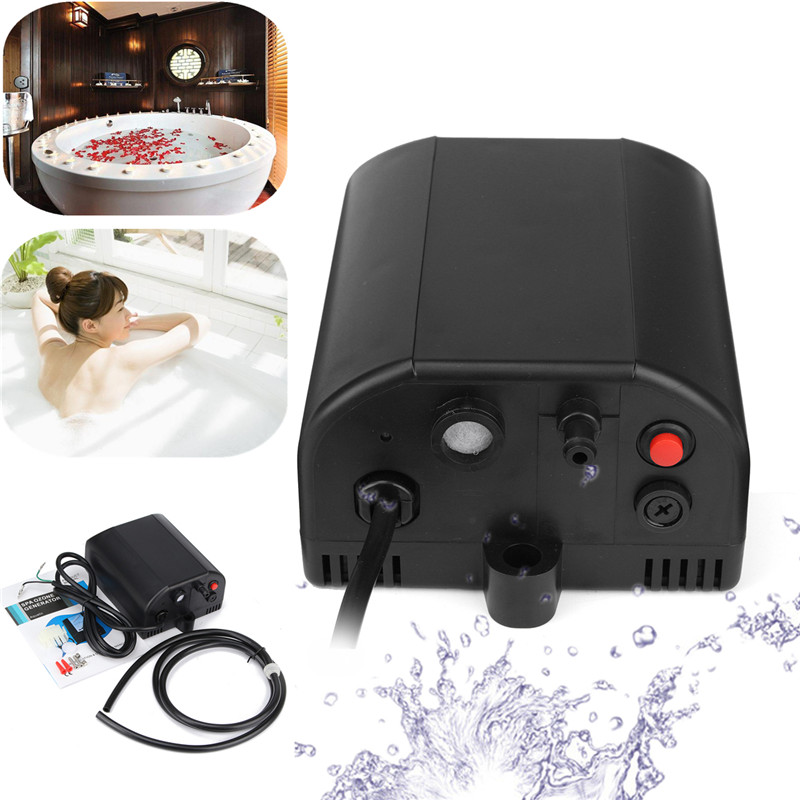 300 mg/h Ozone Generator Water Pool Air Purifier Ozonator Aquatic 2Spa & Hot Tub SPA Bathtub AMP Plug 100-240V 9W недорого
