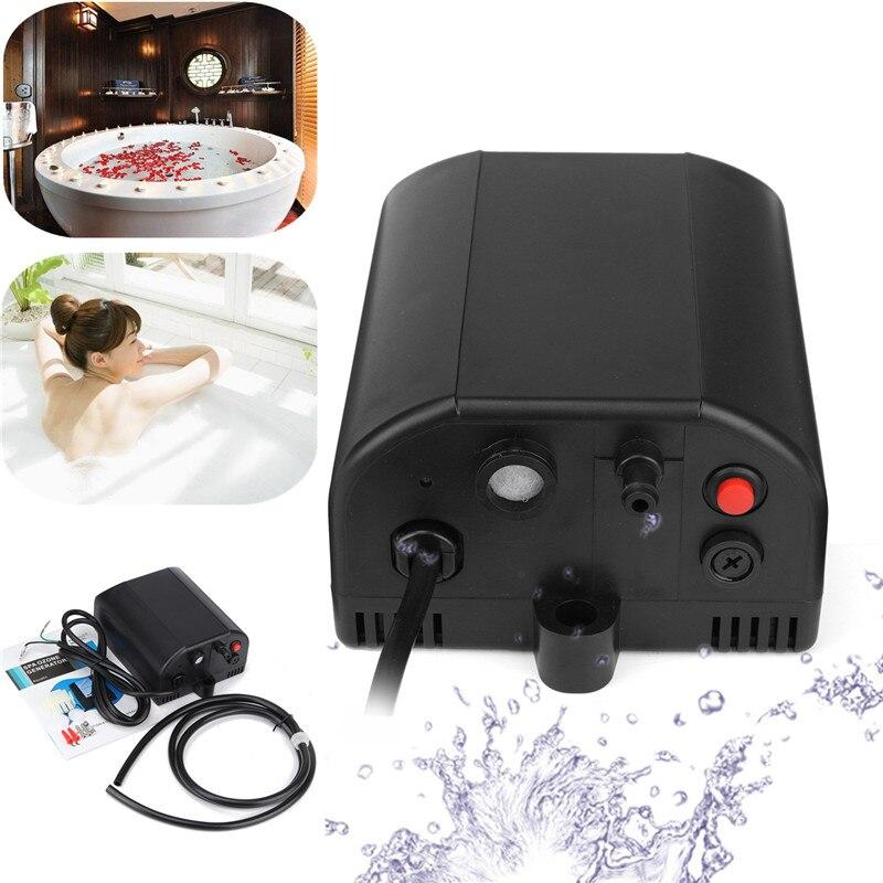 300 mg/h générateur d'ozone piscine d'eau purificateur d'air ozonateur aquatique 2Spa & bain à remous SPA baignoire AMP Plug 100-240 V 9 W