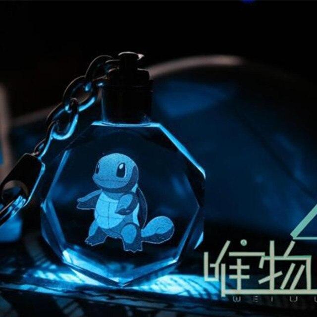 Светодиодный брелок Пикачу и покемоны в ассортименте 3