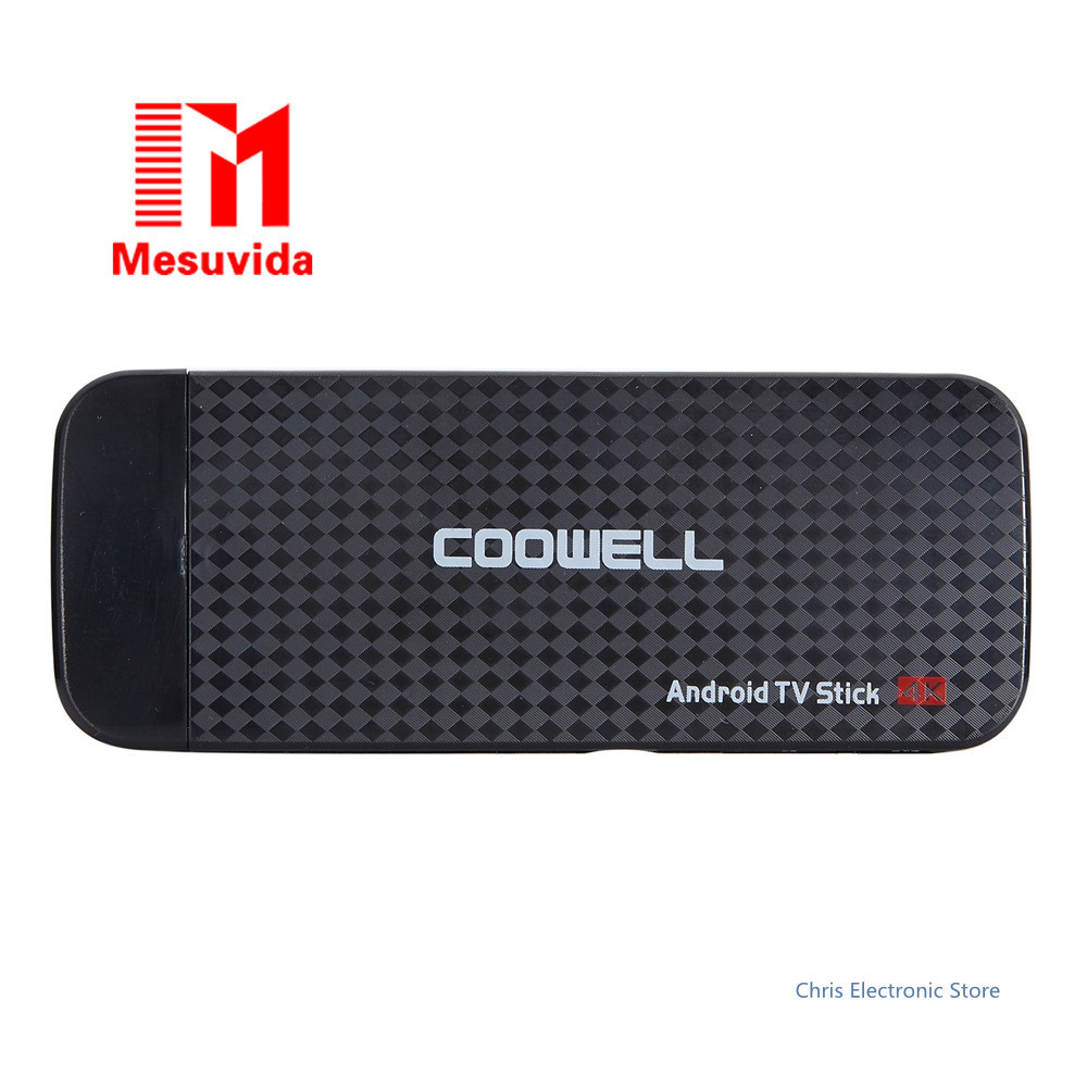 Coowell Mesuvida Original V5 4 K Android 6.0 TV Box Quad-core Amlogic DLNA S905X