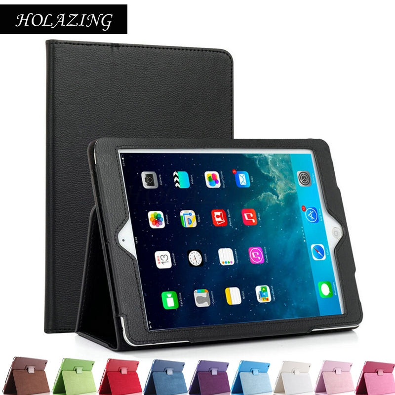 HOLAZING Full Body PU Leather Smart Case For iPad Mini 4 Auto Wake-up Sleep Stand Cover For iPad Mini4 Funda Coque