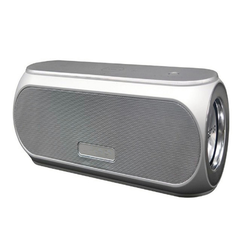 NFC Bluetooth Speaker 30W Portable High-Power Musical Column USB Portable Active Acoustic System Mini 2.0 Hand Music Box bluetooth speaker music power bank box audio box powerful portable acoustic box sound bomb radio station power bank 8000mah