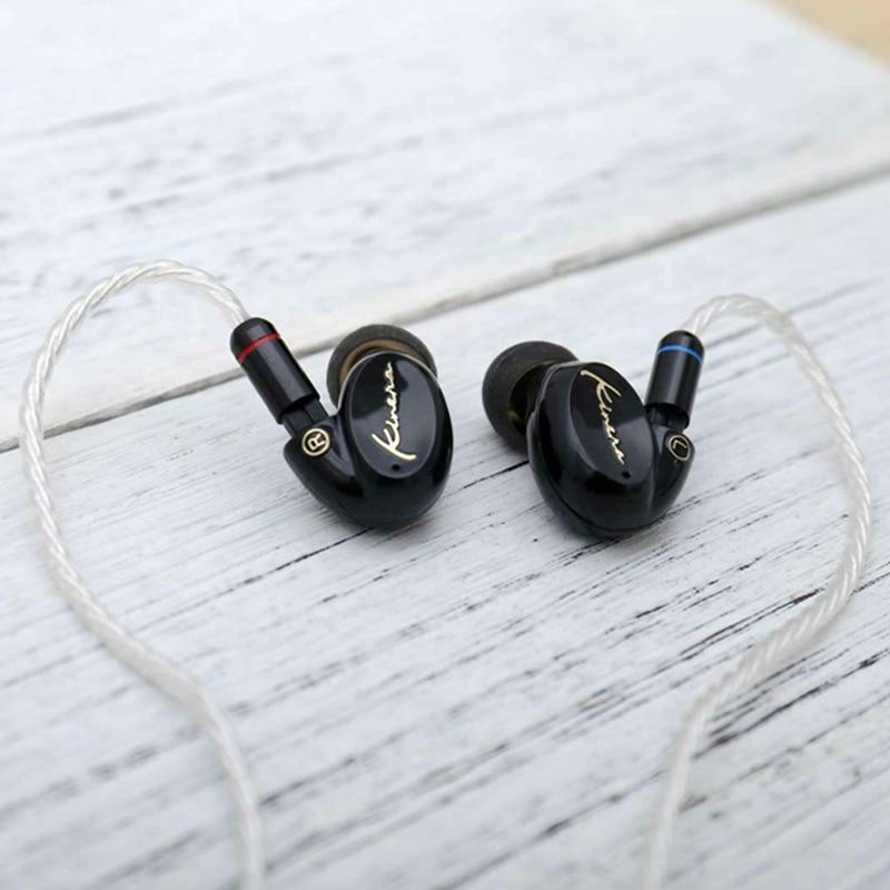 KINERA SEED 1DD With 1BA Driver Hybrid In Ear Earphones Earbud HIFI DJ Monitor Earphone Running Sport Earplug Headset Earbud
