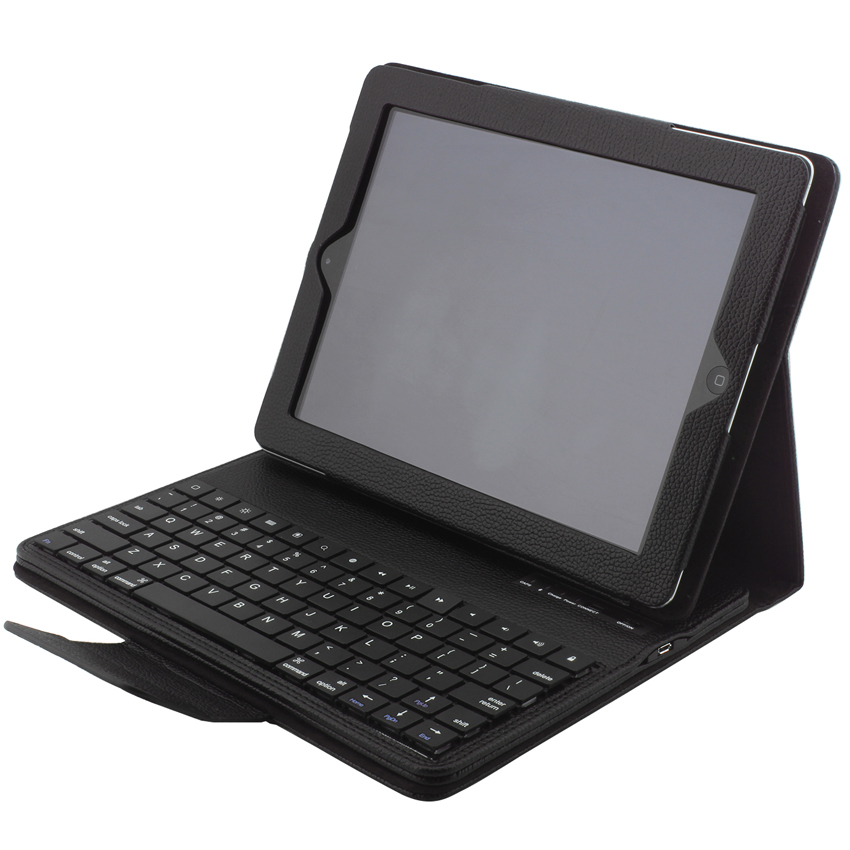 Wireless Bluetooth Keyboard with touchpad Leather Cover Case For Samsung Galaxy Note Pro Tab Pro 12.2 Inch P900 P901 P905
