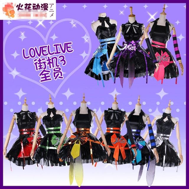 cc997d851747b4 Anime Love Live! SIFAC Série D activités Après L école Tous Les Membres