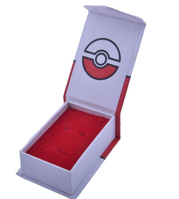 Аниме кольцо и брошка Покемон Го 3