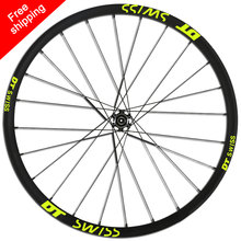 ab308dbe5cc Mountain Bike Bicycle two Wheels Stickers For MTB Dh vinyl race dirt  replacement Decals free shipping