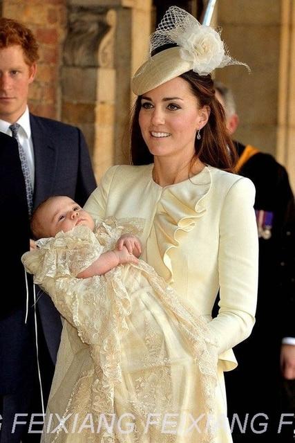 High Quality Newborn Baby Girl Dress Infant Baptism Dress ...