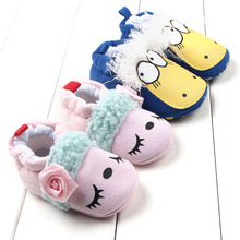 Autumn Pink Colour Mianyang Blue Hippo No Off Shoes Baby Shoe Study Walking Shoes M0692