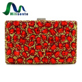 Milisente Women Evening Bags Ladies Colorful Clutch Bags Female Party Clutches