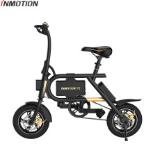INMOTION P2 EBIKE Folding Bike Mini Bicycle Electric Scooter Lithium-ion Battery 350W CE RoHS FCC