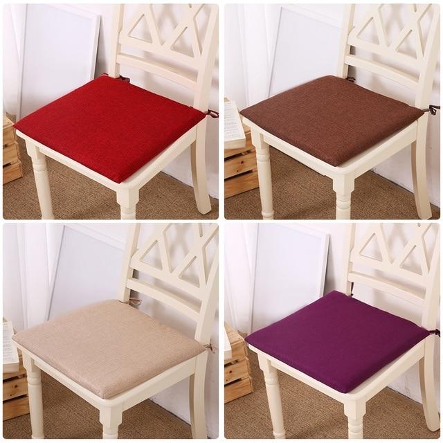 Superieur Home Office Decor Soft Square Chair Cushion Pad Comfortable Cotton Seat  Cushion Bar Chair Back Cushions Sofa Patio Chair Cushion