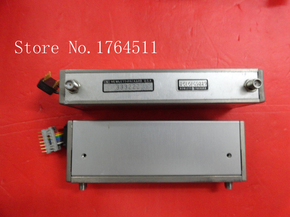 [BELLA] Original 33321RC 70dB Programmable Step Attenuator 24V