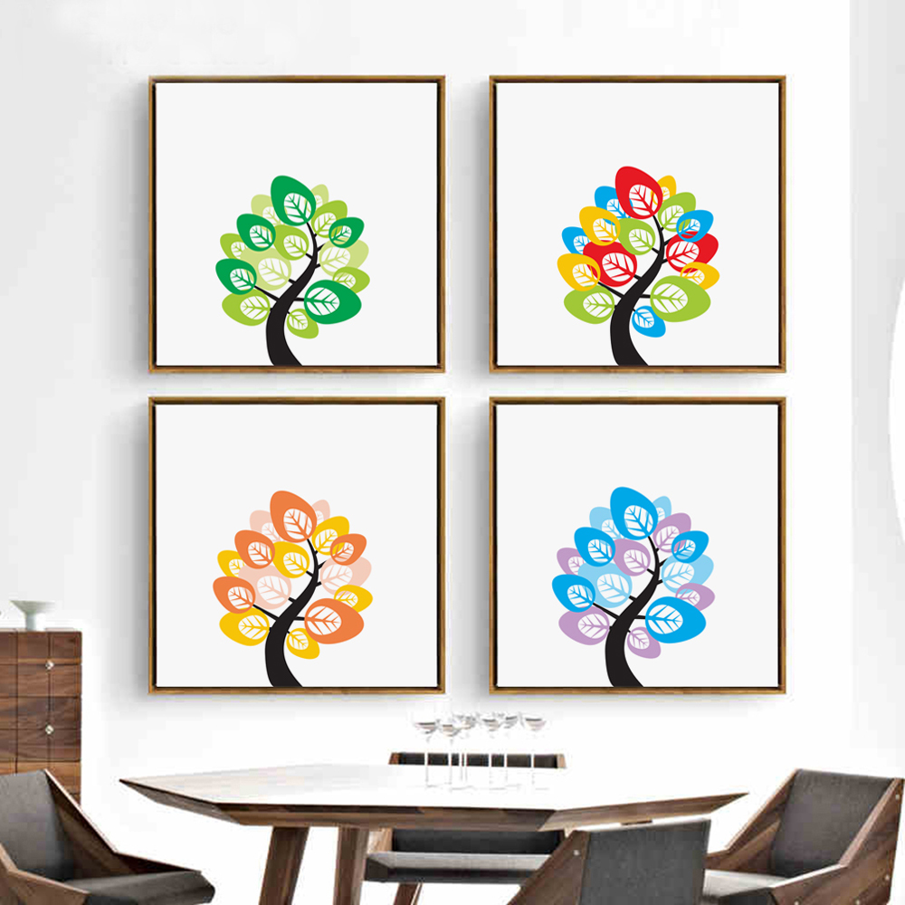 Online buy wholesale seasons art from china seasons art for Buy home decor online cheap