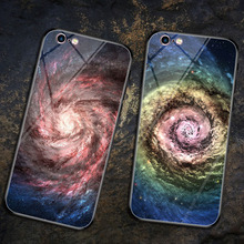 case on hayon 6 s Glass Case For iPhone 7 8 6s Plus Tempered Glass Cover For iPhone 7 8 6 6s Plus Cover for iPhone 7 case чехол для сотового телефона oxo dot cover case для iphone 6 plus 6s plus xcoip65dglbk6 черный