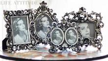 ashion vintage photo frame personalized photo frame photo frame combination resin