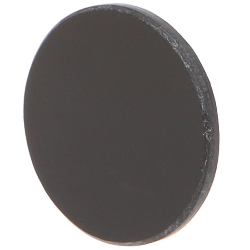 ZWB2 Ultraviolet UV Band Pass Filter UV Flashlight Diameter 19.5mm Thickness 2mm