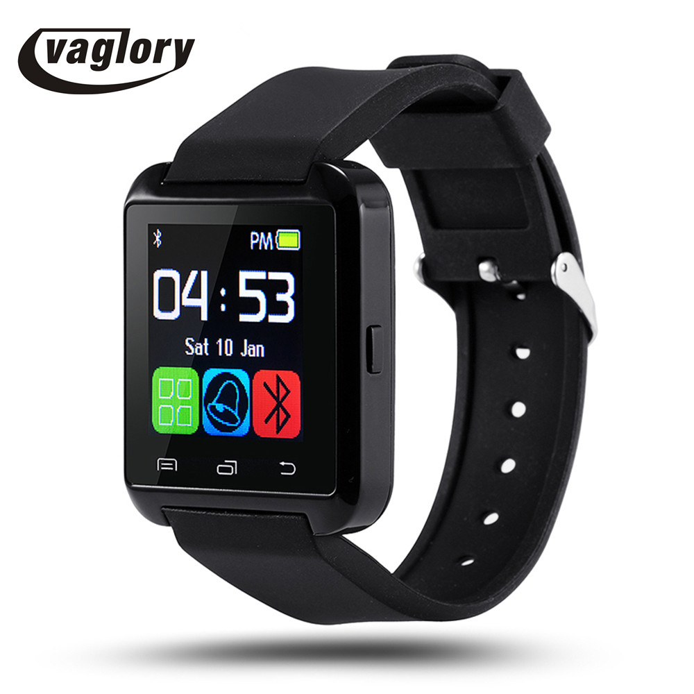 Smart Watch U8 Sport Bluetooth Smartwatch Fitness Tracker for Android IOS Phone With Call