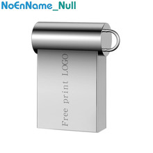 Memory Disk 32gb 8gb Mini Metal Usb Flash Drive 2.0 16gb 64gb 128gb Pendrive Waterproof Pen Free Custom Logo