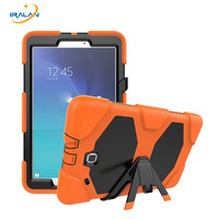 2017 Hot Shockproof Silicone Hard Case For Samsung Galaxy Tab E 9 6 T560 T561 Heavy
