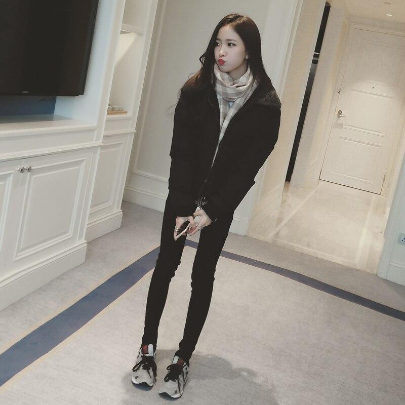 Coton Courts black Parkas 2019 Manteau Top Vêtements Coréen Mujer Épais Dames Femmes Veste Tcyeek Green Mince Army Femelle Lwl818 Vestes Hiver 0RqXvY