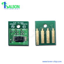 цена на 2.5K Latin America 60F4000 (604) original reset chip for lexmark MX310 MX410 MX510 MX610 toner chips