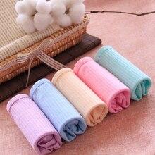 Girls Panties Underwear Lingerie Briefs Pantynha066 Striped Cotton Soft Comfortable 4pcs/Lot