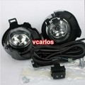 Vcarlos halogen fog lamp for NISSAN PATHFINDER XTERRA 2004~2009 ON with switch