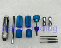 for Denso injector filter common rail diesel injector disassembly tool , fuel injector nozzle repair tool