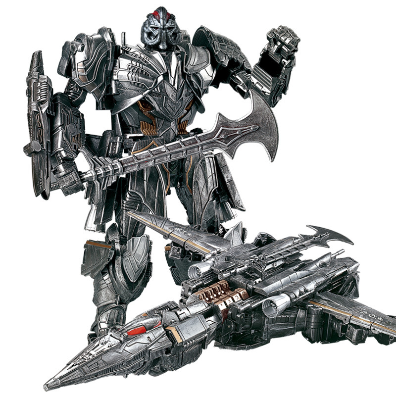 Lensple WEI JIANG Transformation The Last Knight Galvatron MP36 MW-002T MW-001-T MP-36 Movie 5 Alloy Oversize Figure Robot Toys image