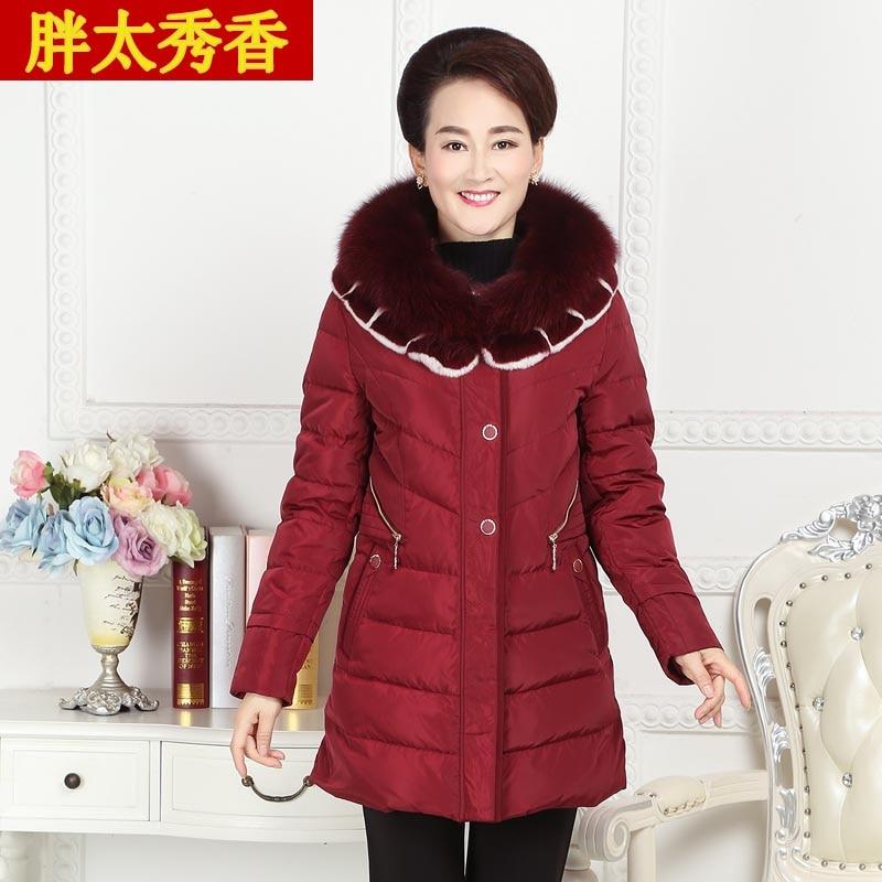 Moyen Vers Veste De Noir Grande Taille Le P82db88hzml Bas La Mode D'âge rouge Plus Wvx0tZnZ