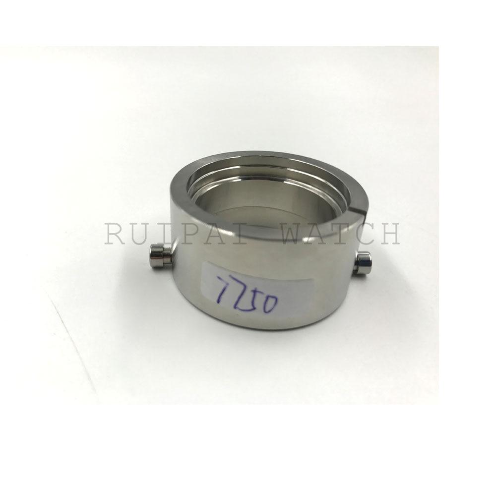 Reloj movimiento soportes de manos y ver cronógrafo para ETA 7750 de 7751 a 7753-in Kits y herramientas de reparación from Relojes de pulsera    1
