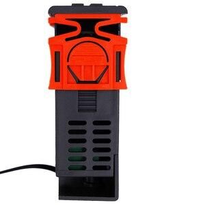 Image 4 - מיני דיגיטלי אקווריום טמפרטורת בקר עם חיישן מדחום מקפיא תרמוסטט רגולטור 220V