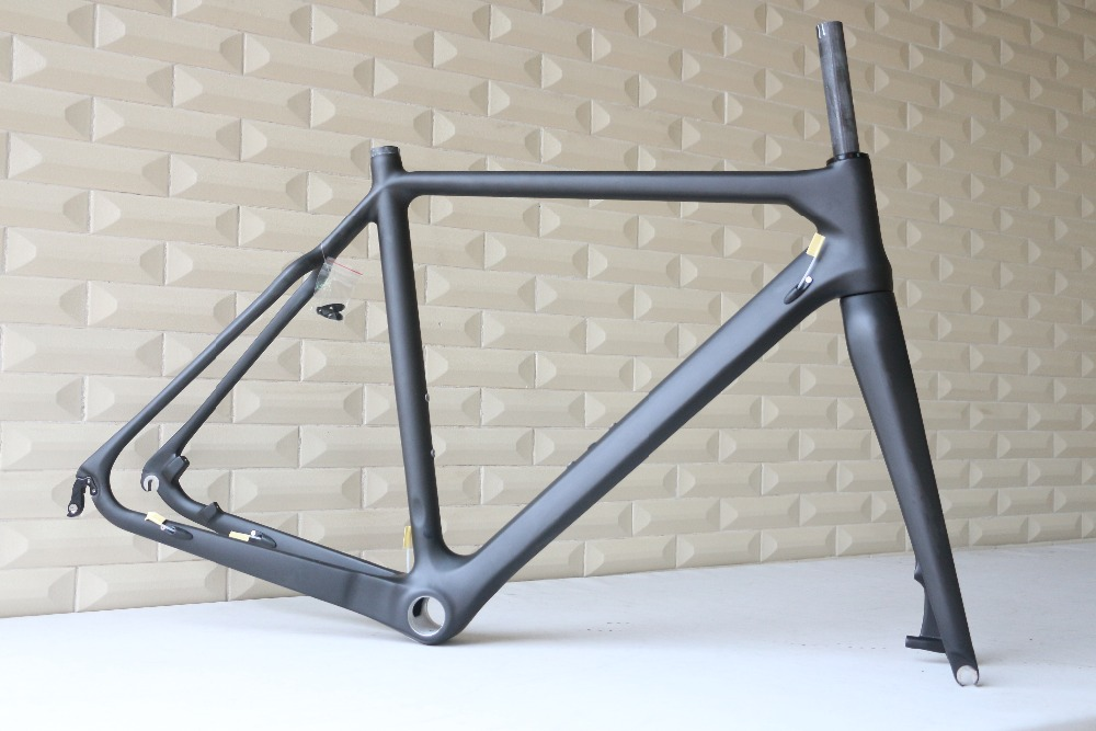 has stock oem products di2 disc brake carbon cyclocross bike frame newest cyclocross frame