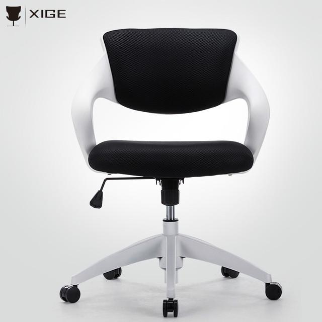 XIGE Home Office Cadeira Do Computador Pano Cadeira Da Conferência Cadeira Ergonómica