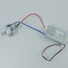 12V Quartz tube ozone generator parts 200mg/H by Ambient air; 1000mg/H by oxygen concentrator